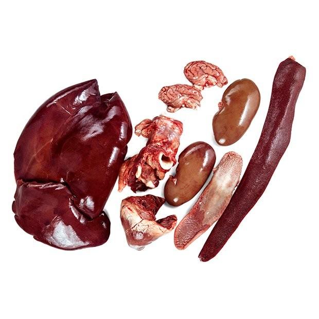 (RO) Organe Porc
