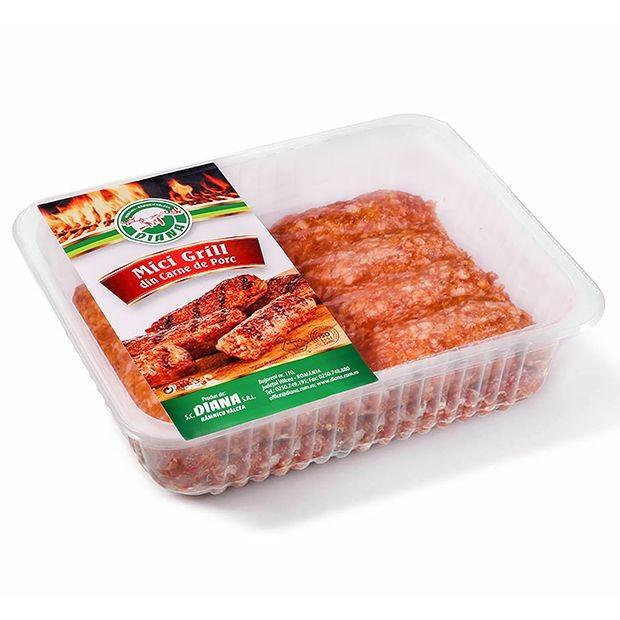 (RO) Grill Pork Mici